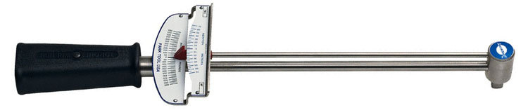 beam type torque wrench