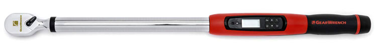 digital type torque wrench